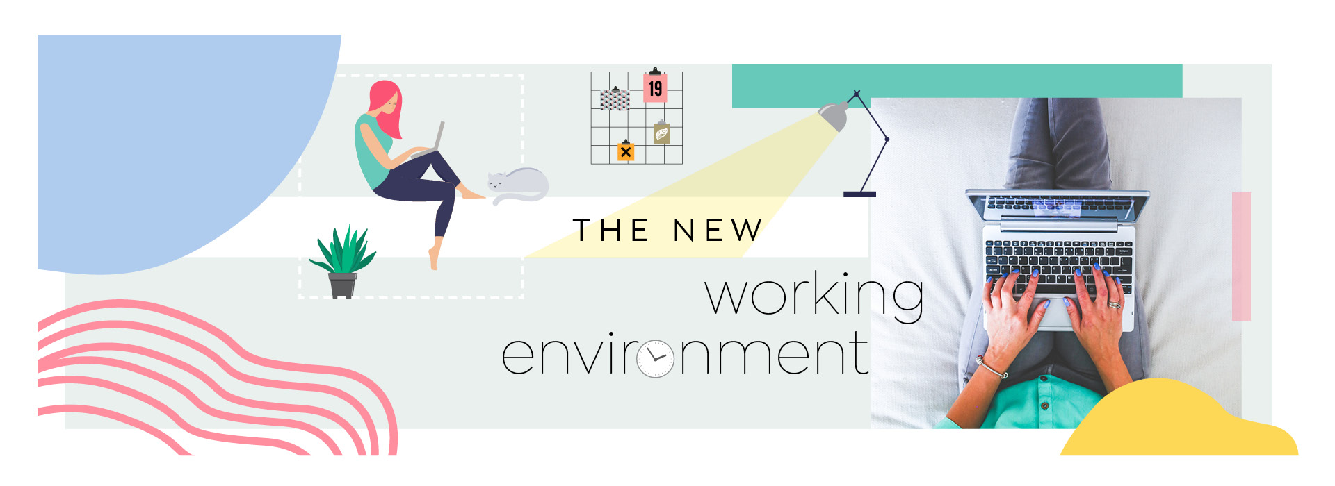 The new working environment caused by COVID-19 and how businesses are adapting