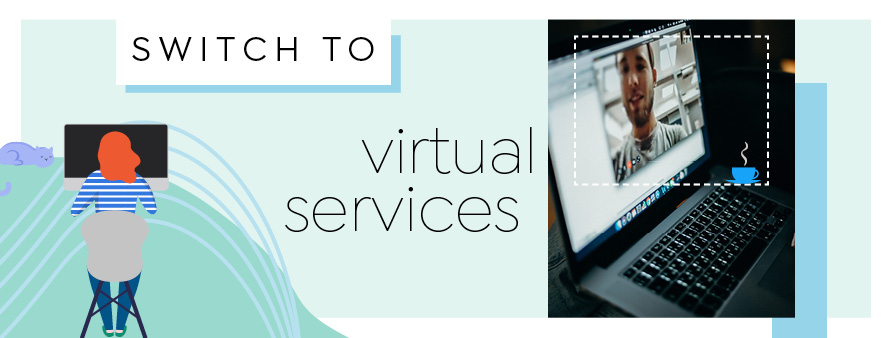 Switch to virtual services