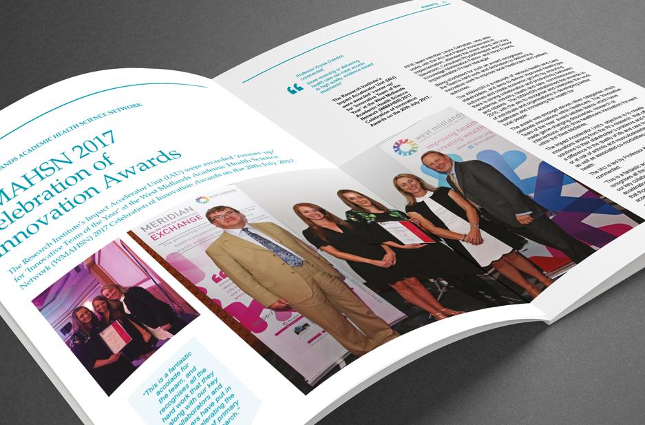 Keele University Medical Institute Magazine