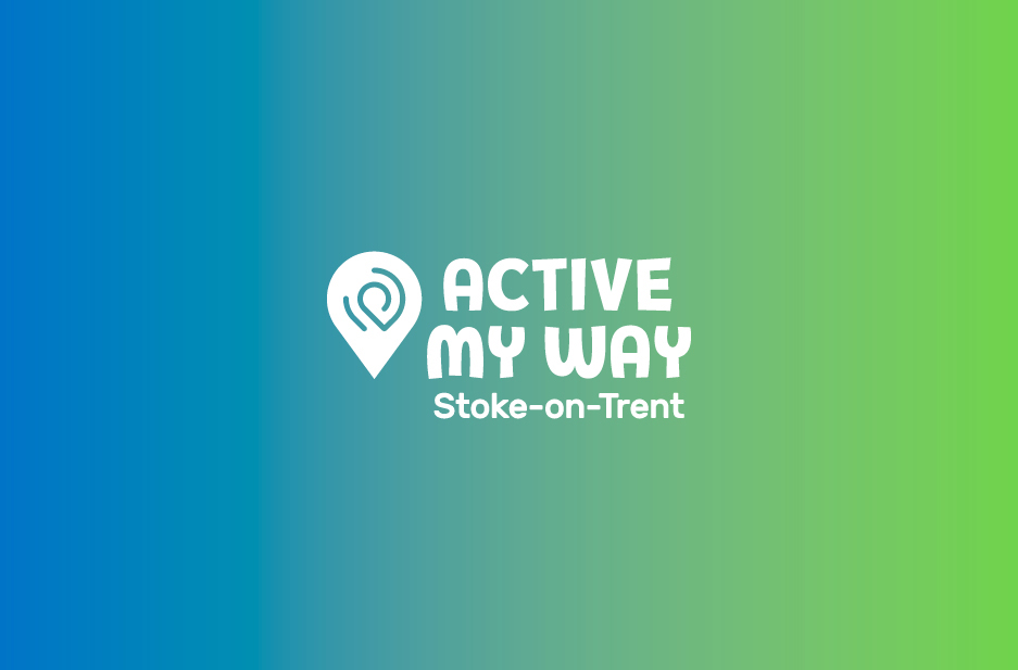 Together Active sub brand Logo 'Active my way'