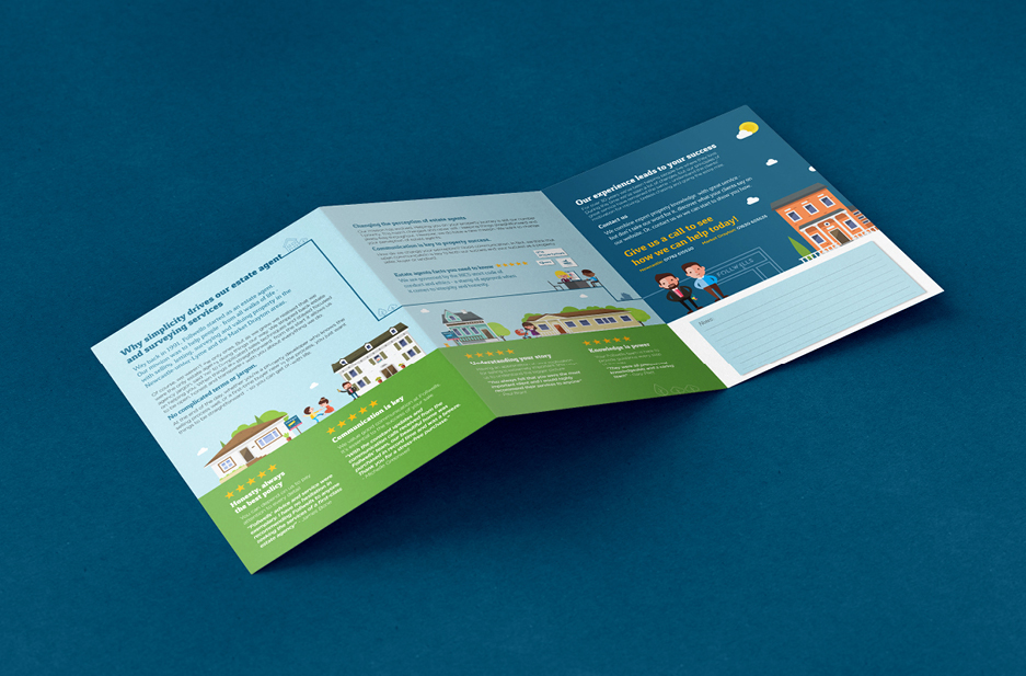Follwells Customer brochure 3 fold