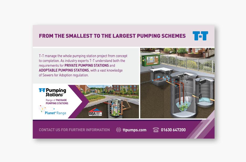 T-T Pumps advert