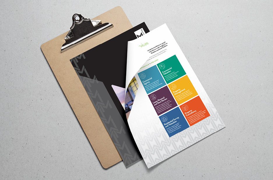 Mounsey brochure services