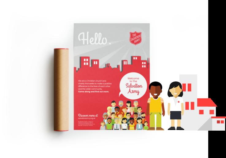 Design Case Study Salvation Army