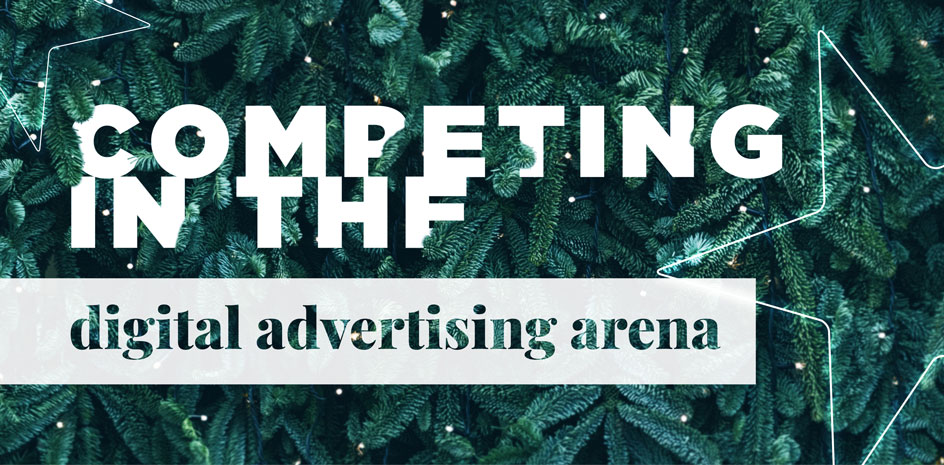 Competing in the digital advertising arena